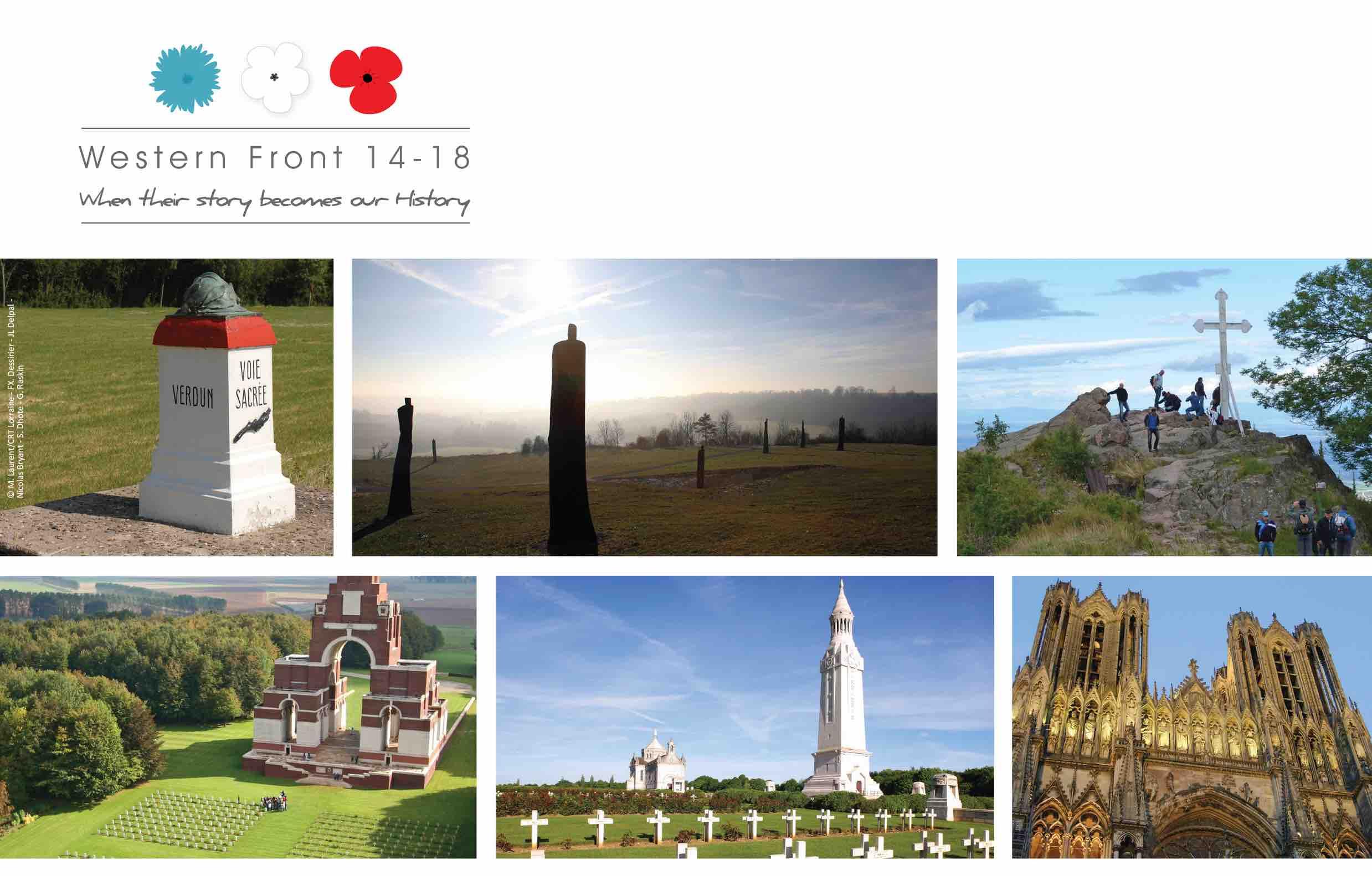 Sites 1ere guerre mondiale