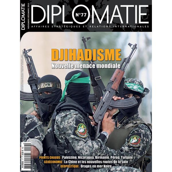 Diplomatie #77