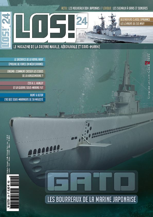 Los ! #24 magazine