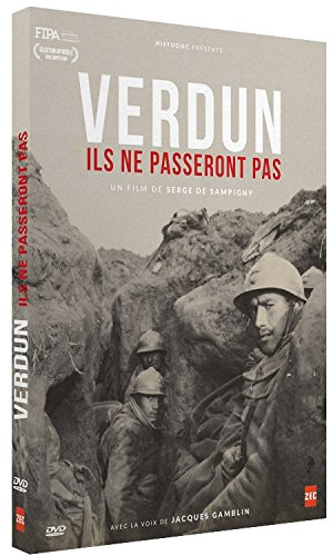Verdun Ils ne passeront pas