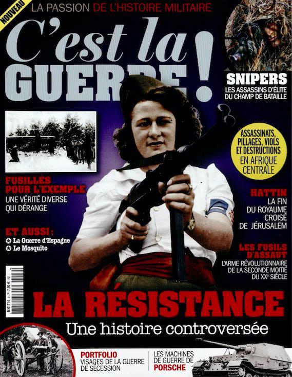 C'est la guerre Magazine #8