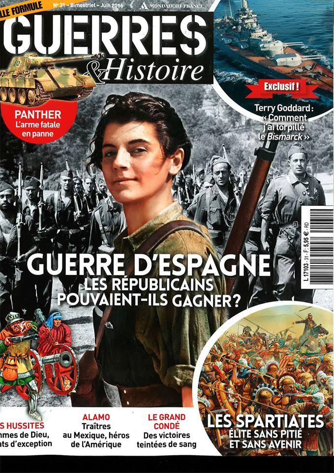 Guerres & Histoire #31