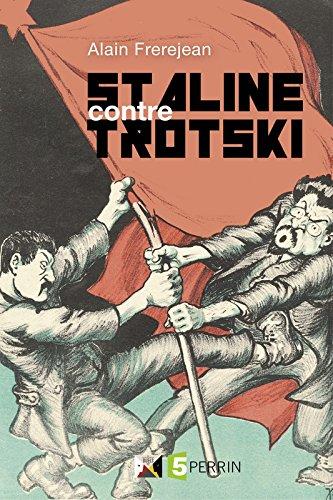 Staline contre Trotski ALain Frerejean
