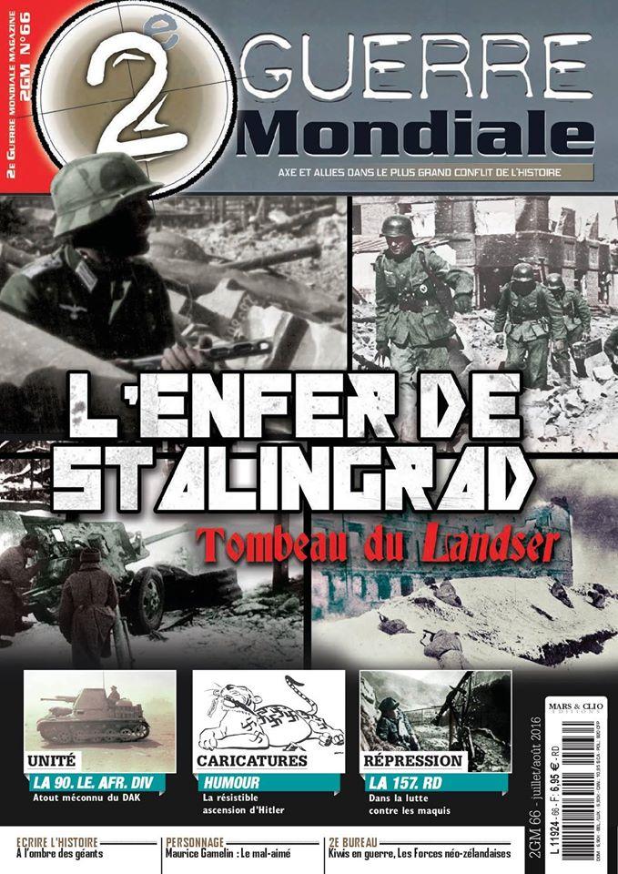 2° guerre mondiale magazine #66