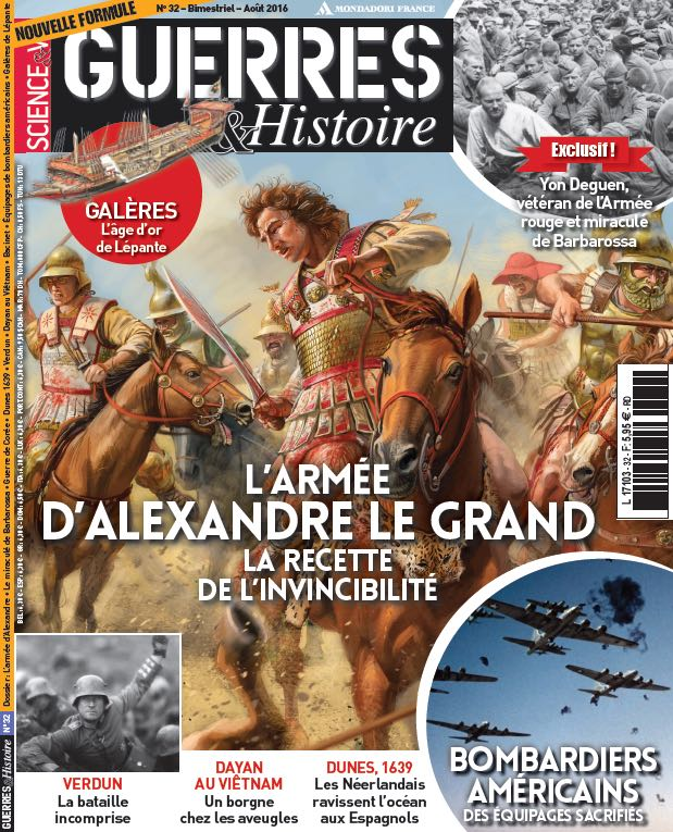 Guerres & Histoire #32 magazine