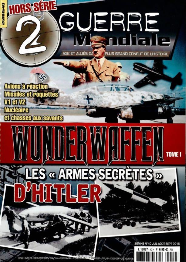 2e guerre mondiale hors-série #40 magazine